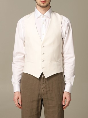 Ermenegildo Zegna Suit Vest Men