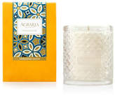 Agraria Mediterranean Jasmine Woven Crystal Perfume Candle, 7 oz.