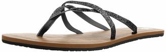 Volcom Women's All Night Long Dress Sandal Flat
