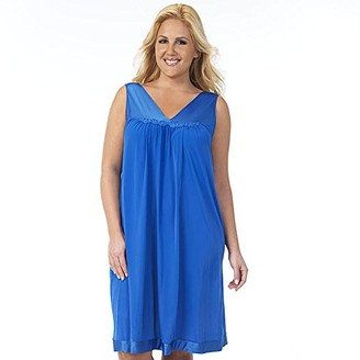 Exquisite Form Women's Coloratura Sleepwear Short Gown 30107