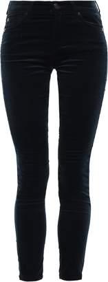 7 For All Mankind Velvet Skinny Pants