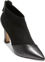 Thumbnail for your product : Cole Haan Viana Stretch Leather Boot