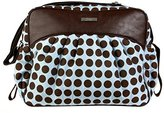 Kalencom Jazz Collection, Heavenly Dots Blue/Chocolate by