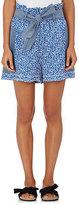 Ulla Johnson Women's Asa Floral Cotton Shorts