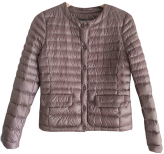 Woolrich Pink Polyester Coats