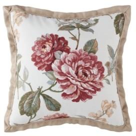 Croscill Fleur Square Pillow Bedding