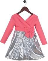 Joe-Ella Renee Sequinned Skirt Dress