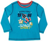 Hatley Space Cadet Graphic Long Sleeve Tee (Toddler, Little Boys, & Big Boys)