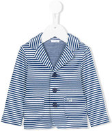 Il Gufo striped blazer - kids - Cotton/Spandex/Elastane - 6 mth