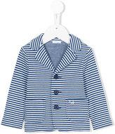 Il Gufo striped blazer - kids - Cotton/Spandex/Elastane - 9 mth