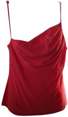 Tara Jarmon Red Top for Women