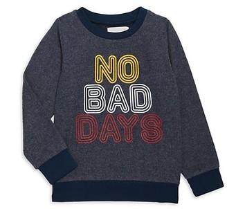 Sol Angeles Little Kid's & Kid's No Bad Days Sweatshirt