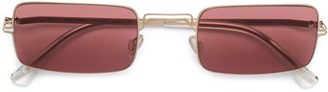 Mykita x Maison Margiela square shaped sunglasses