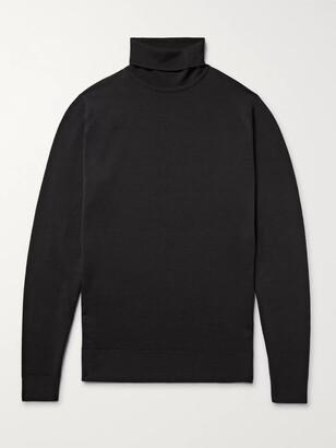 John Smedley Cherwell Slim-Fit Merino Wool Rollneck Sweater