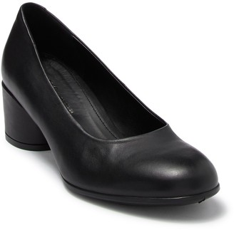 Ecco Shape 35 Suede Mod Block Heel
