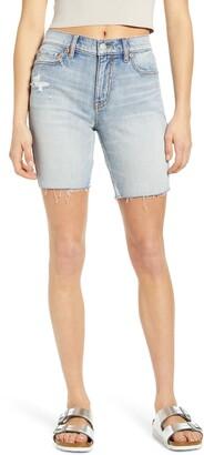 DAZE Day Dreamer High Waist Shorts