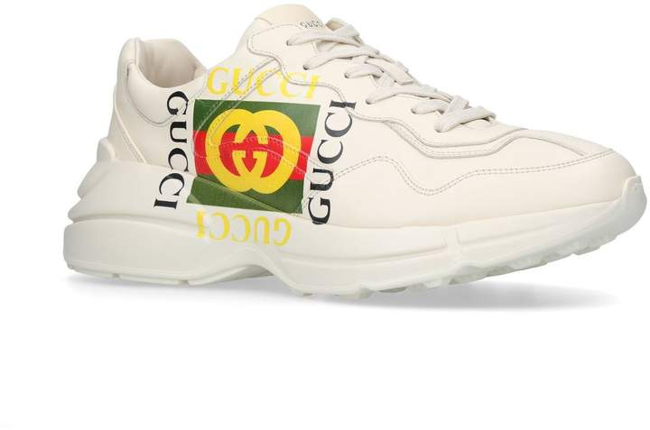 Gucci Rython Logo Sneakers