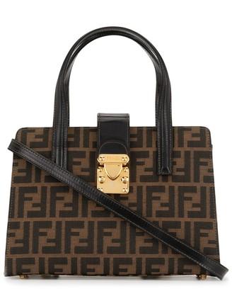 Fendi Pre-Owned Zucca pattern 2way bag
