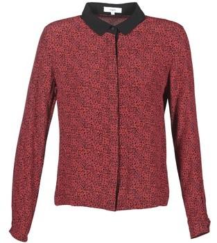 Suncoo LEONE women's Shirt in Red