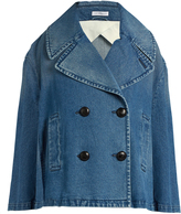 J.W.Anderson Oversized double-breasted denim jacket