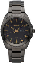 Seiko Men's Recraft Stainless Steel Solar Watch