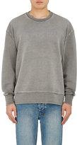 Ksubi Men's Seeing Lines Cotton Oversized Sweatshirt