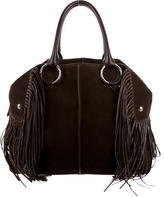 Tod's Large Fringe Handle Bag