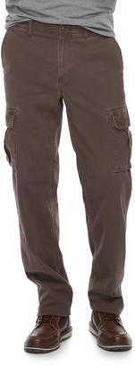 Sonoma Goods For Life Big & Tall Regular-Fit Flexwear Stretch Cargo Pants