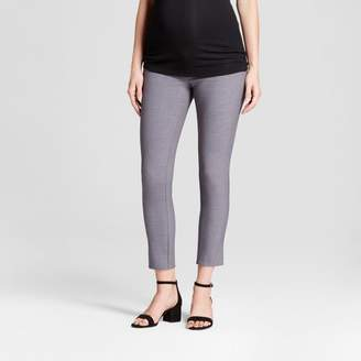 Ingrid & Isabel Isabel Maternity by Maternity Inset Panel Ankle Skinny Trouser - Isabel Maternity by