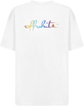 Off-White Rainbow T-shirt