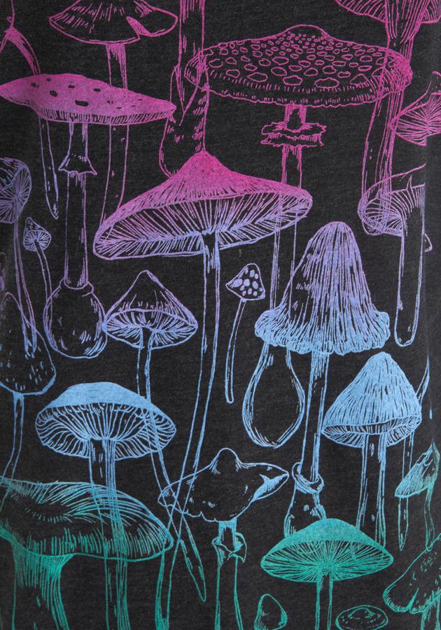 Fungi Town Tee