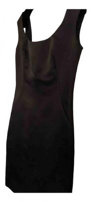 Balenciaga Brown Silk Dresses