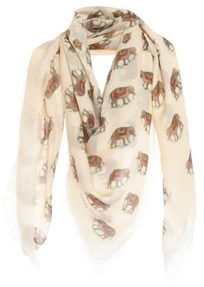 Gucci Square scarf