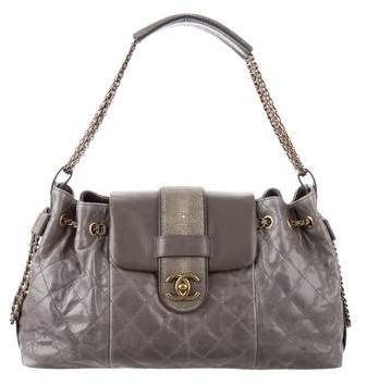 Chanel Bindi Stingray Flap Bag