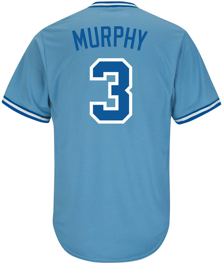 Majestic Men Dale Murphy Atlanta Braves Cooperstown Player Replica Cb Jersey