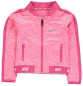 Nike Essential Full Zip Jacket Infant Girls