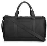 Balenciaga Rubberised-leather Holdall