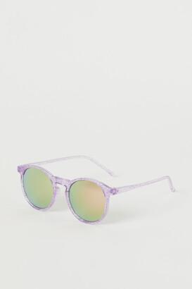 H&M Glittery Sunglasses