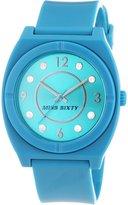 Miss Sixty Women's Quartz Watch R0751110503 with Metal Strap