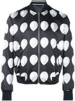 Paul Smith balloon print bomber jacket