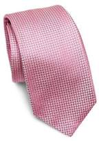 Kiton Basketweave Silk Tie