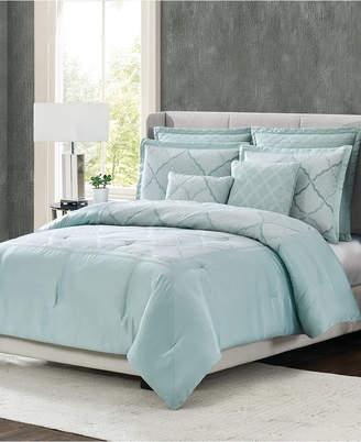 Pem America 5th Avenue Lux Roya 7-Piece King Comforter Set Bedding
