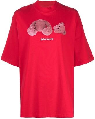 Palm Angels Teddy Bear T-shirt