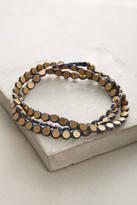 Anthropologie Penny Wrap Bracelet
