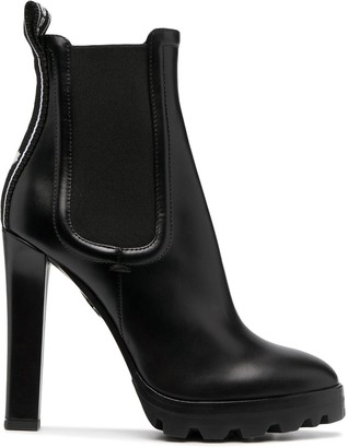 DSQUARED2 heeled Chelsea boots