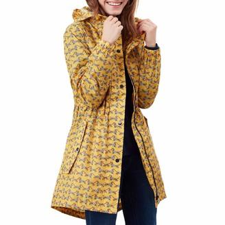 Joules Women's Golightly Waterproof Coat