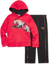 Puma 2-pc. Cat Hoodie and Pants Set - Preschool Boys 4-7