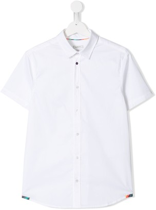 Paul Smith shortsleeved button shirt