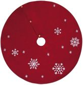 Bed Bath & Beyond Snowflake 45-Inch Christmas Tree Skirt
