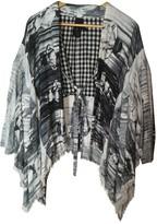 Bernhard Willhelm Grey Wool Coats